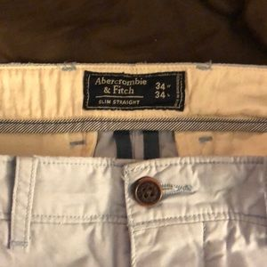 Excellent  condition Men's chinos slim straight